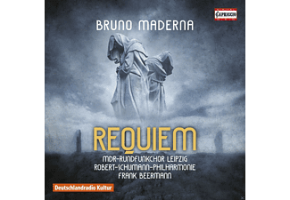 Frank Beermann - Requiem - (CD)