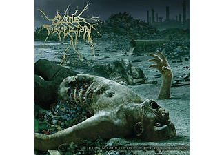 Cattle Decapitation - The Anthropocene Extinction (CD)
