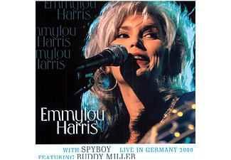 Emmylou Harris - Live in Germany 2000 (Vinyl LP (nagylemez))