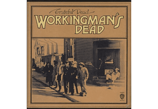 Grateful Dead - Workingman's Dead - (Vinyl)