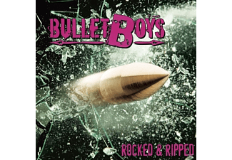 Bullet Boys - Rocked & Ripped - (CD)