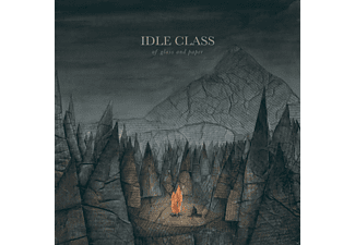 Idle Class - Of Glass And Paper - (CD)
