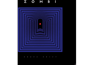 Zombi - Shape Shift (2lp Blood Red Vinyl+Mp3) - (LP + Download)