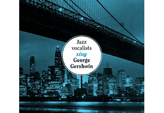 VARIOUS - Jazz Vocalists Sing George Gershwin - (CD)