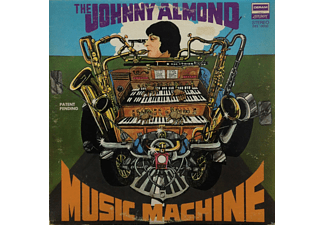 Johnny Music Machine Almond - Patent Pending - (CD)