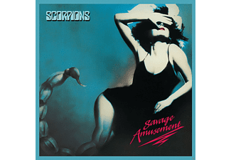 Scorpions - Savage Amusement (50th Anniversary Deluxe Edition) - (CD + DVD Video)