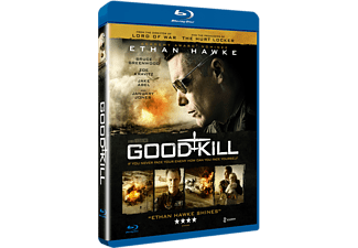 Good Kill Drama Blu-ray