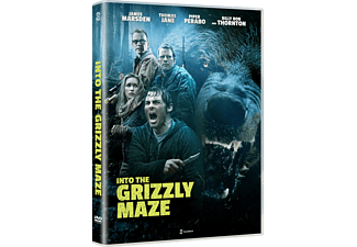 Into the Grizzly Maze Skräck DVD