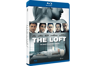 The Loft Thriller Blu-ray
