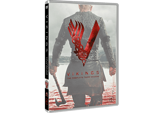 Vikings S3 Action Blu-ray