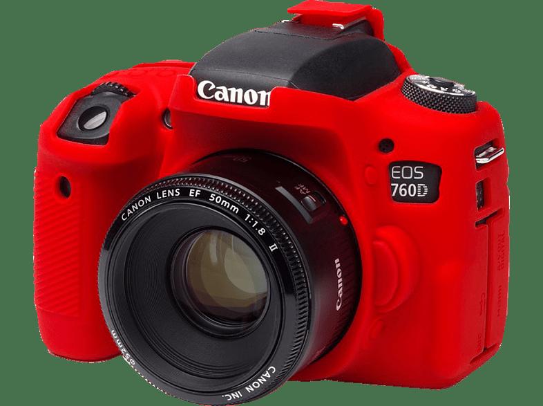 EASYCOVER Camera case for Canon 760D / Rebel T6s Red - (ECC760DR) hobby   φωτογραφία φωτογραφικές μηχανές τσάντες  θήκες φωτογραφικών μηχανών phot