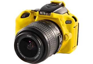 EASYCOVER Camera case for Nikon D5500 Yellow - (ECND5500Y)