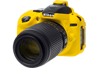 EASYCOVER Camera case for Nikon D5300 Yellow - (ECND5300Y)