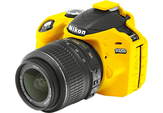 EASYCOVER Camera case for Nikon D3200 Yellow - (ECND3200Y)