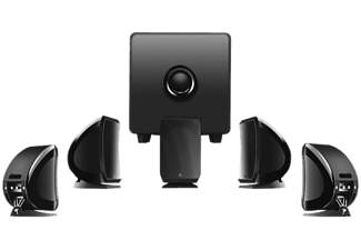 FOCAL Lautsprecher Set 5.1 Pack SIB Jet Black
