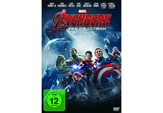 Avengers: Age of Ultron - (DVD)