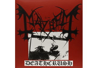 Mayhem - Deathcrush - (Vinyl)