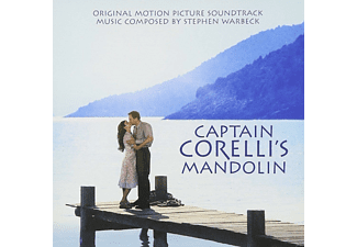 Stephen Warbeck - Captain Corelli's Mandolin - (CD)