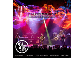 Flying Colors - Second Flight: Live At The Z7 (3lp 180 Gr.+Mp3) - (LP + Download)