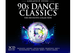 VARIOUS - 90s Dance Classics [CD]