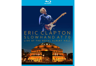 Eric Clapton Slowhand At 70: Live At The Royal Albert Hall Blu-ray