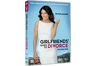 Girlfriend's Guide to Divorce S1 DVD
