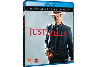 Justified S1 Action Blu-ray