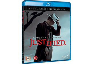 Justified S5 Action Blu-ray