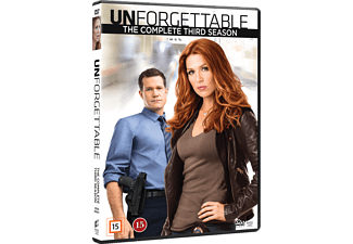 Unforgettable S3 Drama DVD