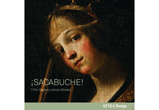 Sacabuche - 17th Century Italian Motets With Trombones [CD]