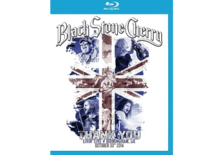 Black Stone Cherry - Thank You-Livin.Live, Birmingham, Uk [Blu-ray]
