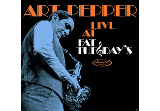 Art Quartet The Pepper - Live At Fat Tuesdays-Ltd.Edt 180g Vinyl - (CD)