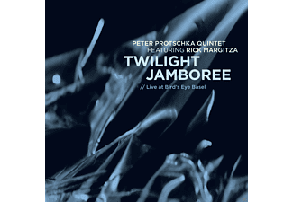 Peter Protschka Quintet / Rick Margitza - Twilight Jamboree-Live At Bird's Eye Basel [CD]