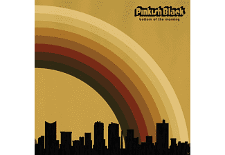 Pinkish Black - Buttom Of The Morning [CD]