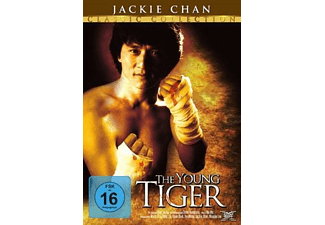 The Young Tiger [DVD]