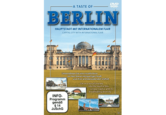 A Taste of Berlin - (DVD + Video Album)