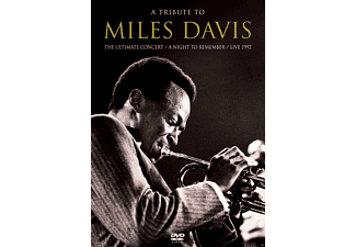 VARIOUS - A Tribute To Miles Davis - (DVD)