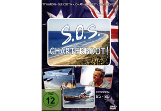 S.O.S. - CHARTERBOOT - Episoden 25 - 26 - (DVD)
