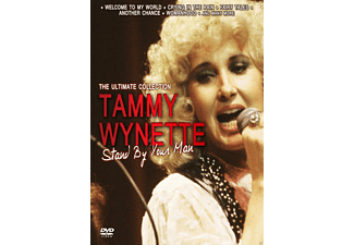 Tammy Wynette - The Ultimate Collection - Stand By Your Man - (DVD)