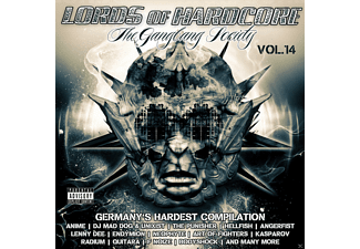 VARIOUS - Lords Of Hardcore Vol.14 - The Gangland Society - (CD)