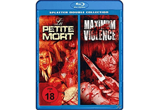 Splatter Double Collection (La Petite Mort + Maximum Violence) [Blu-ray]
