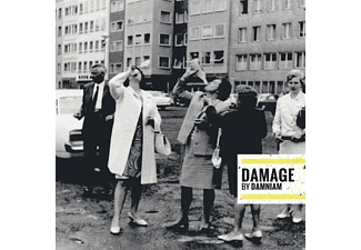 Damniam - Damage - (CD)