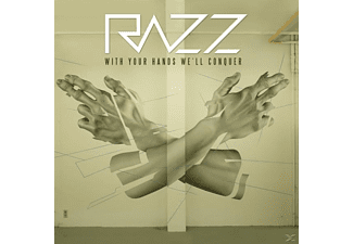 Razz - With Your Hands We'll Conquer - (CD)