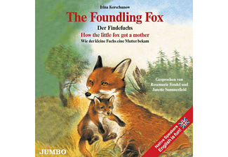 The Founding Fox - Der Findefuchs (English) - (CD)