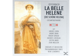 Choeurs Et Orch.Philhar.Paris - La Belle Helena [CD]