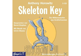 Skeleton Key - (CD)