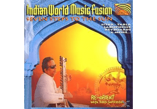 Re-Orient / Baluji Shrivastav - Indian World Music Fusion-Se - (CD)