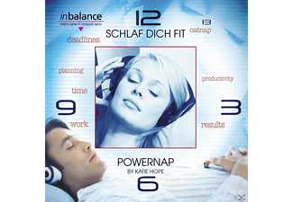 Katie Hope - Schlaf Dich Fit- Powernap - (CD)