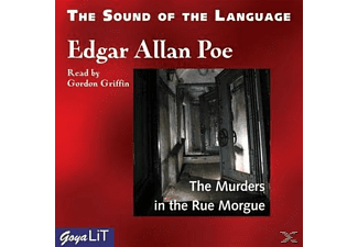 The Murders In The Rue Morgue (English) - (CD)