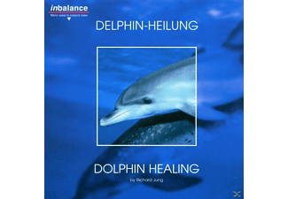 Richard Jung - Delphin-Heilung - (CD)